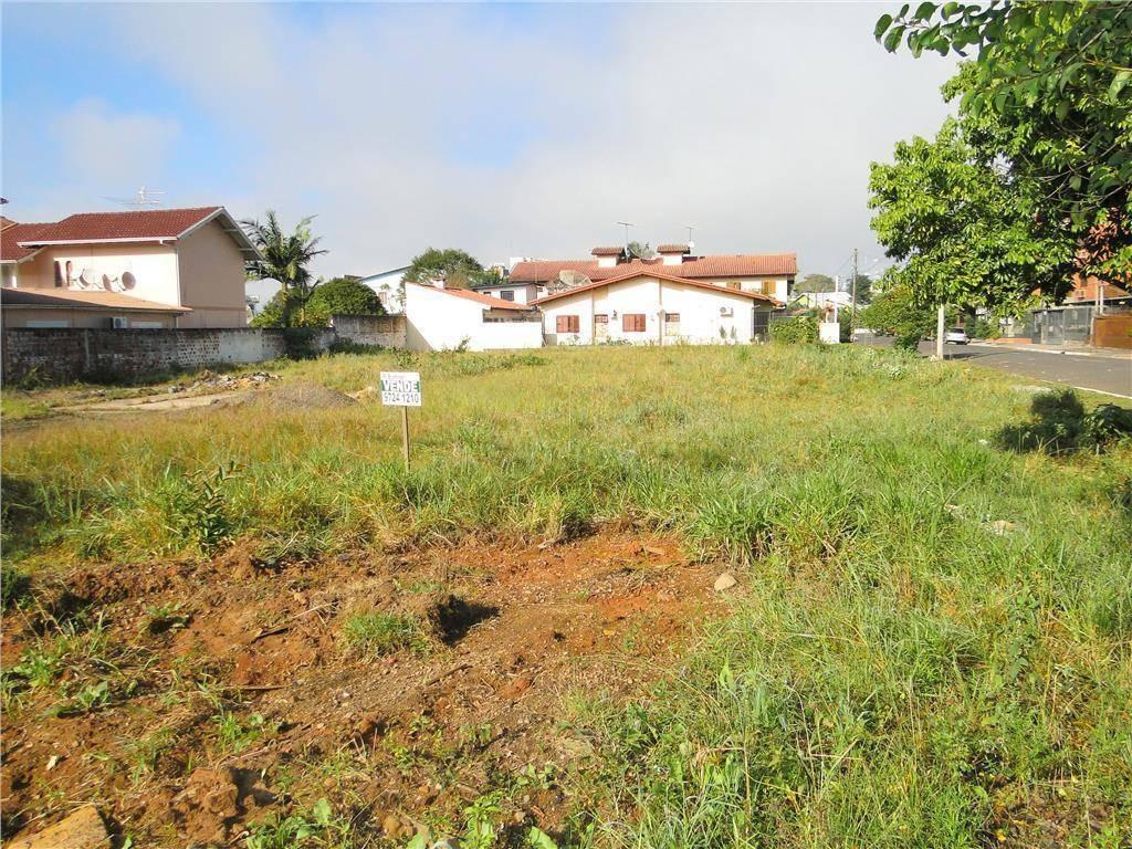 terreno residencial à venda, centro, campo bom. - te0235