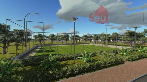 terreno  residencial à venda, centro, eusébio. - te0025