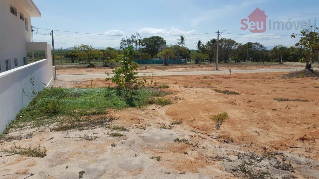 terreno residencial à venda, centro, eusébio. - te0187