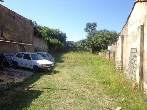 terreno residencial à venda, centro, itu. - te2453