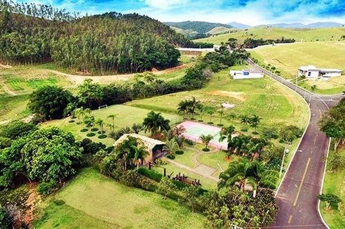 terreno residencial à venda, centro, paraibuna - . - te0323