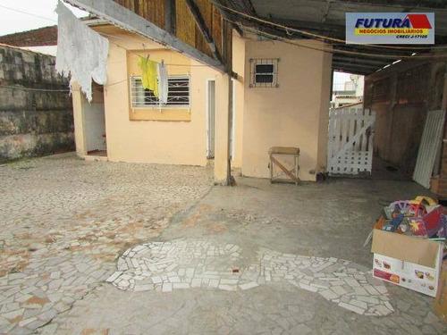 terreno residencial à venda, centro, são vicente. - te0029