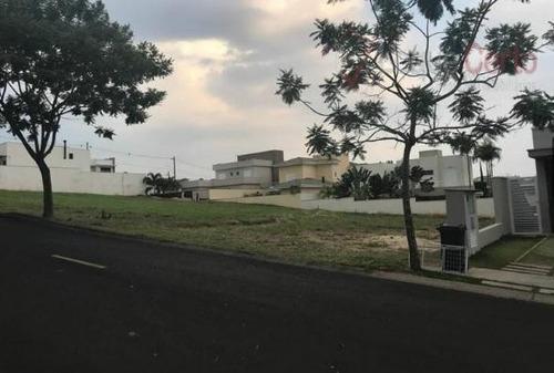 terreno residencial à venda, chácara areal, indaiatuba. - te0062