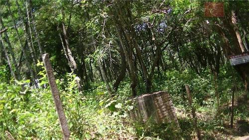 terreno residencial à venda, chácara dos lagos, carapicuíba - te0750. - te0750