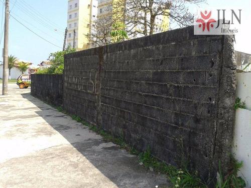 terreno  residencial à venda, cibratel ii, itanhaém. - te0016