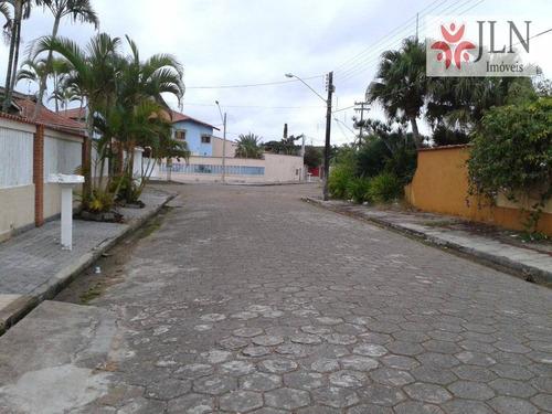 terreno residencial à venda, cibratel ii, itanhaém. - te0028