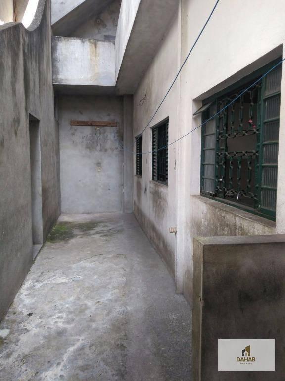 terreno residencial à venda, cidade intercap, taboão da serra. - te0012