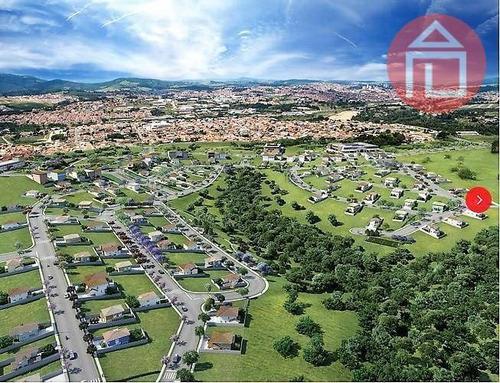 terreno residencial à venda, cidade planejada ii, bragança paulista. - te0773