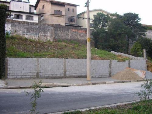terreno residencial à venda, cidade são francisco, são paulo. - te0052