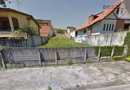 terreno residencial à venda, city américa, são paulo. - te0202