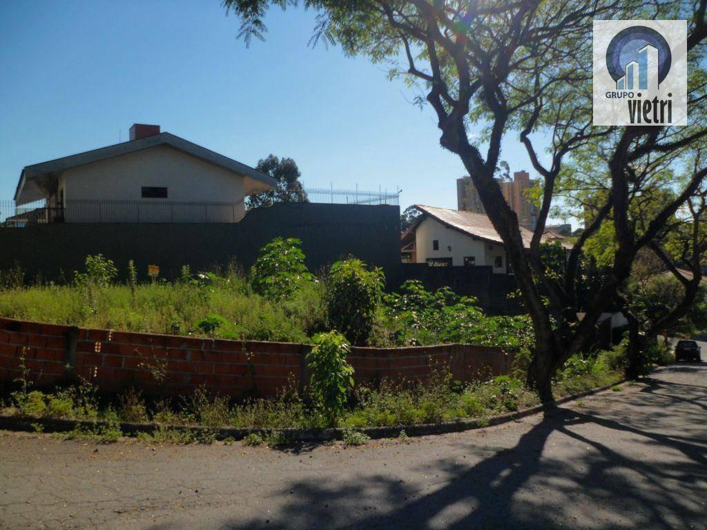 terreno residencial à venda, city américa, são paulo. - te0232
