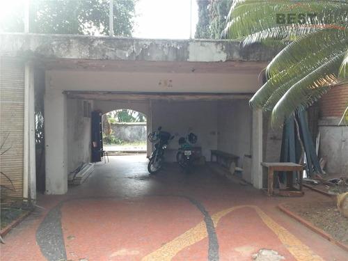 terreno residencial à venda, city  boaçava, são paulo. - te0132