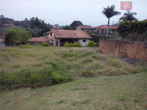 terreno residencial à venda, colina (caucaia do alto), cotia. - te0865