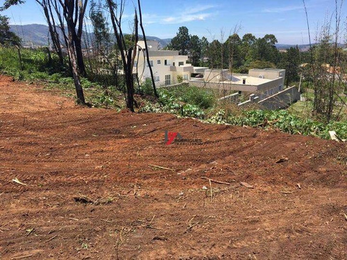 terreno residencial à venda, colina verde, atibaia. - te0458