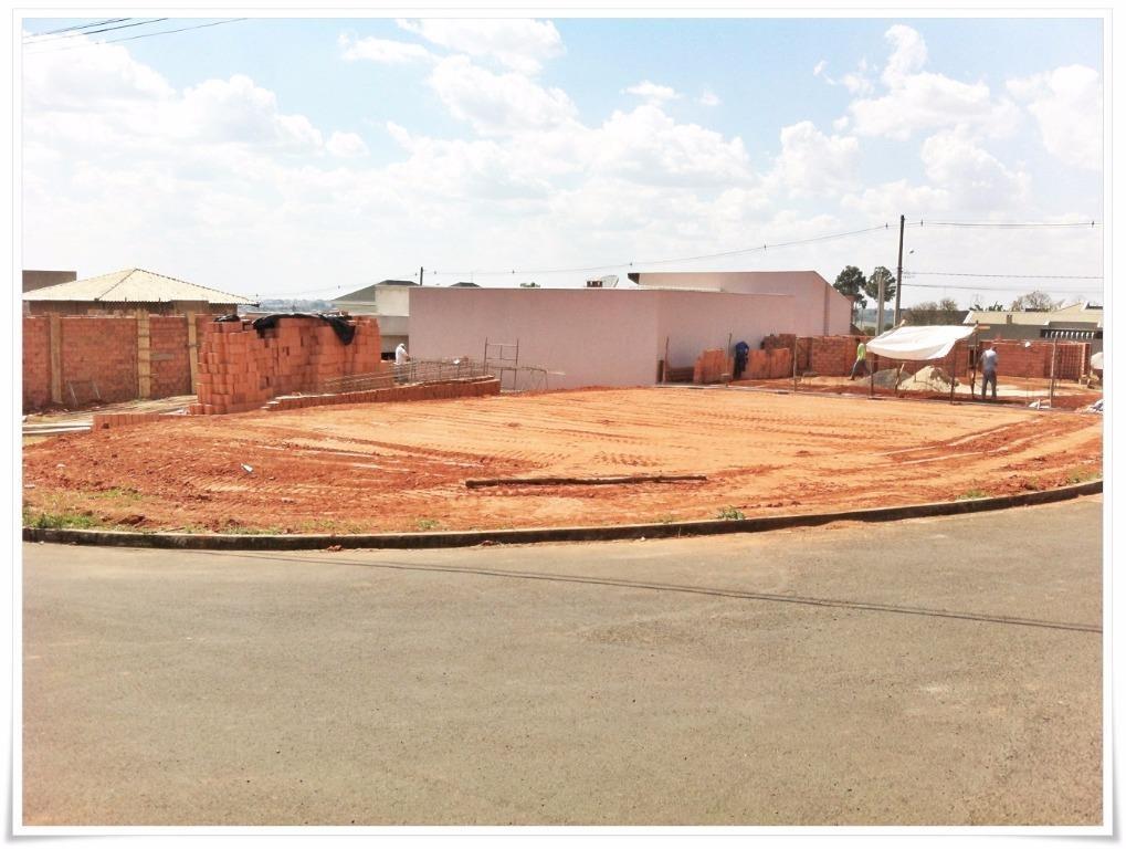 terreno  residencial à venda, com projeto aprovado!! no residencial imigrantes - codigo: te0084 - te0084