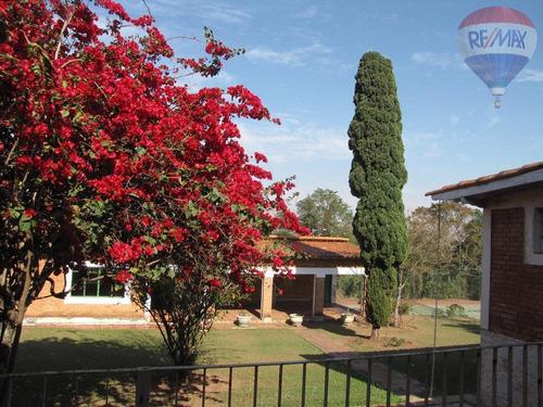 terreno residencial à venda, condomínio alpes de vinhedo, vinhedo. - te3090
