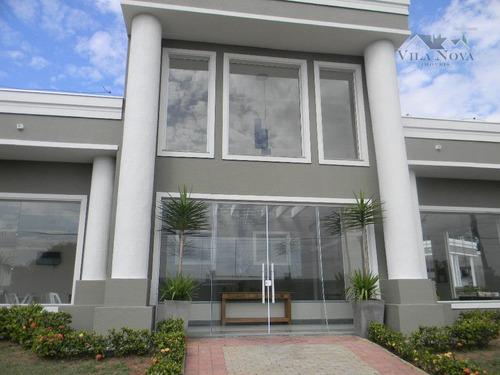 terreno residencial à venda, condomínio alto de itaici, indaiatuba. - te0169