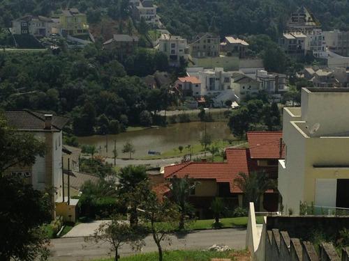 terreno residencial à venda, condomínio arujá hills iii, arujá - te0228. - te0228