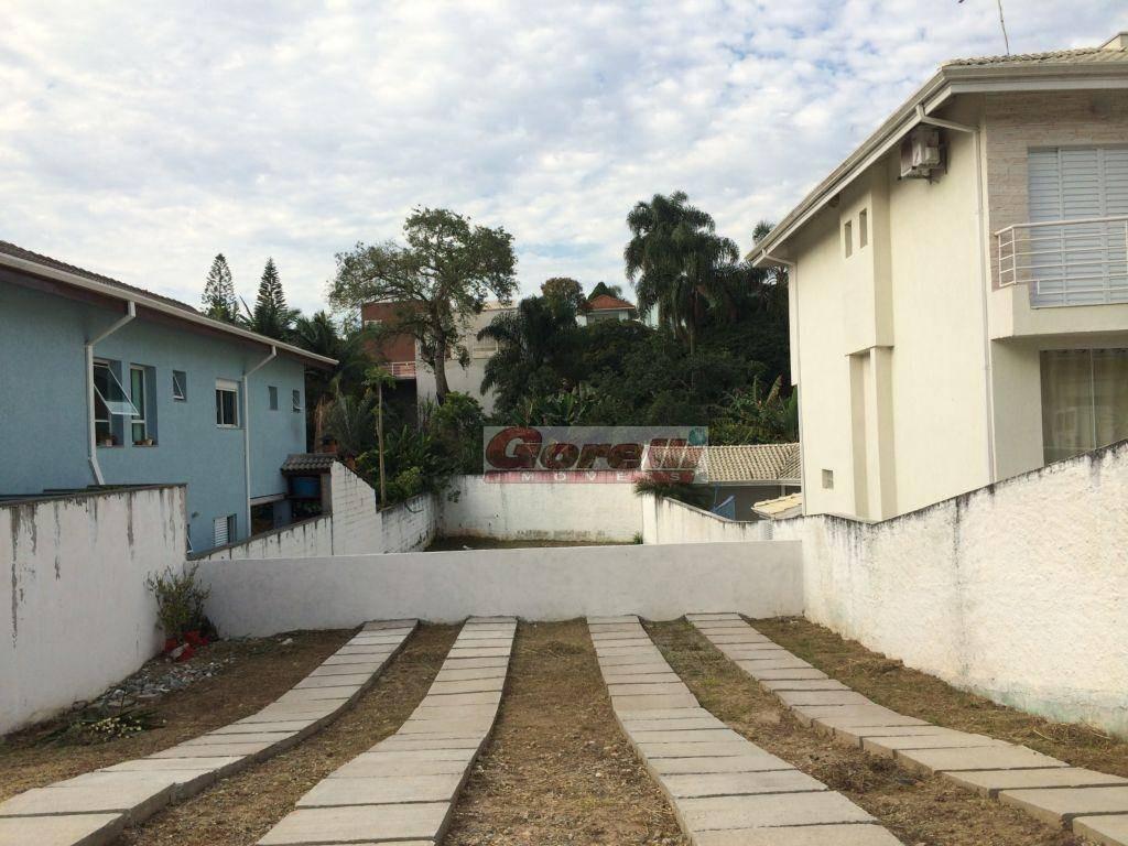 terreno residencial à venda, condomínio arujazinho iv, arujá - te0086. - te0086