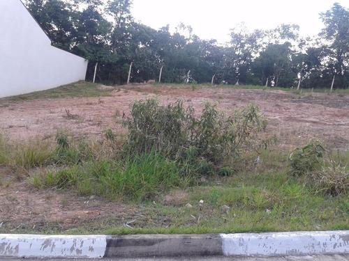 terreno  residencial à venda, condomínio bosque dos cambarás, valinhos. - codigo: te0460 - te0460