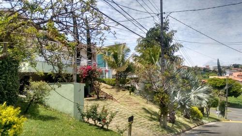 terreno residencial à venda, condomínio campos de santo antônio 1 , itu. - te0104