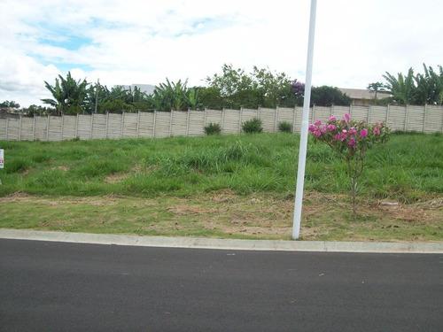 terreno residencial à venda, condomínio canto del bosco, valinhos - te0490. - te0490
