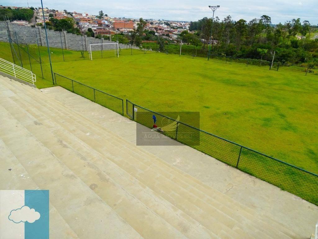 terreno residencial à venda, condomínio central parque, salto. - te0203