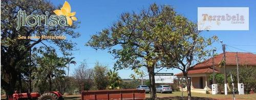 terreno  residencial à venda condomínio fechado em limeira/sp. - te0024