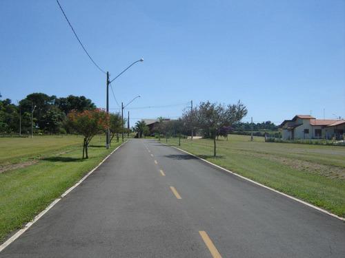 terreno residencial à venda - condomínio fechado - jaguariúna/sp - codigo: te0340 - te0340