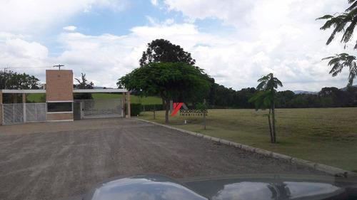 terreno residencial à venda, condomínio fechado, piracaia. - te0489