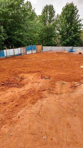 terreno residencial à venda, condominio figueira garden, atibaia. - te0527