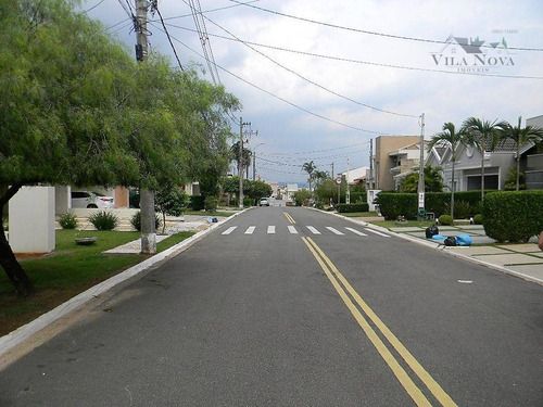 terreno residencial à venda, condomínio green park, indaiatuba. - te0173