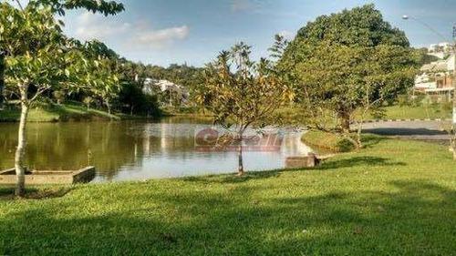 terreno residencial à venda, condomínio hills iii, arujá - te0068. - te0068
