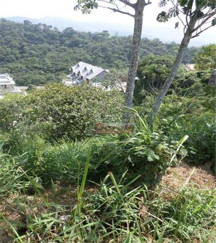terreno residencial à venda, condomínio hills iii, arujá - te0069. - te0069