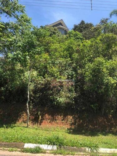 terreno residencial à venda, condomínio hills iii, arujá - te0632. - te0632
