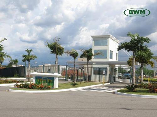 terreno residencial à venda, condomínio horto florestal ii, sorocaba. - te2158