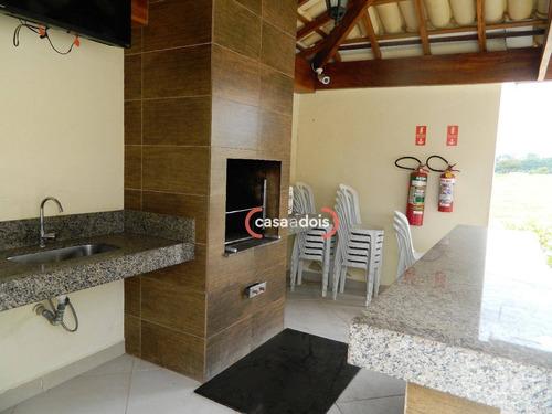 terreno residencial à venda, condomínio ibiti reserva, sorocaba - te0024. - te0024
