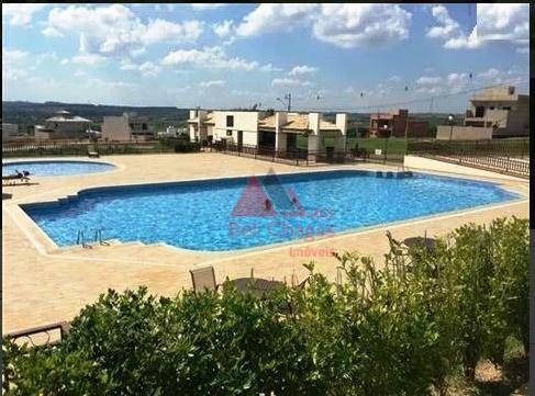 terreno residencial à venda, condomínio ibiti reserva, sorocaba. - te0250