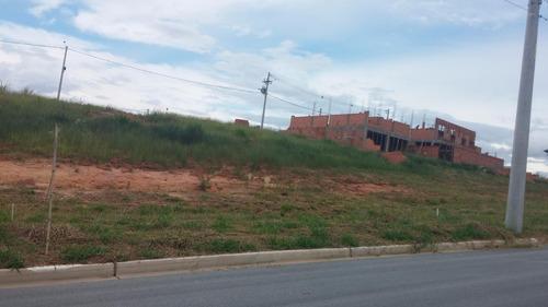 terreno residencial à venda, condomínio ibiti reserva, sorocaba - te2852. - te2852