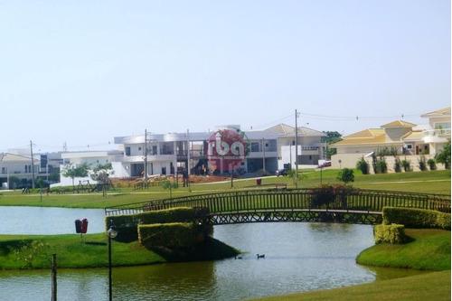 terreno residencial à venda, condomínio ibiti royal park, sorocaba. - te0361