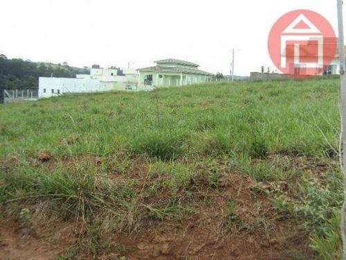 terreno residencial à venda, condomínio jardim flamboyan, bragança paulista - te0164. - te0164