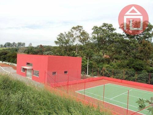 terreno residencial à venda, condomínio jardim flamboyan, bragança paulista - te0586. - te0586