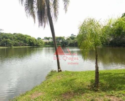 terreno residencial à venda, condomínio lago da boa vista, sorocaba - te0057. - te0057