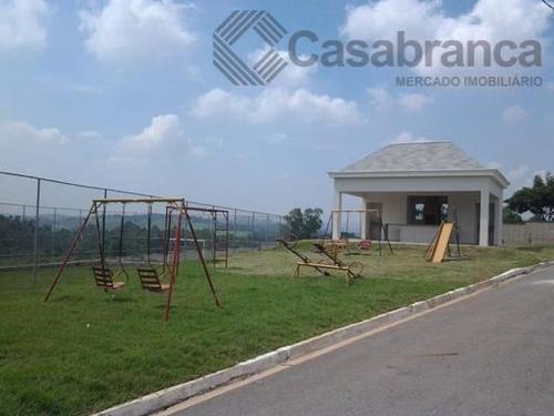 terreno  residencial à venda, condominio le france, sorocaba. - te3220