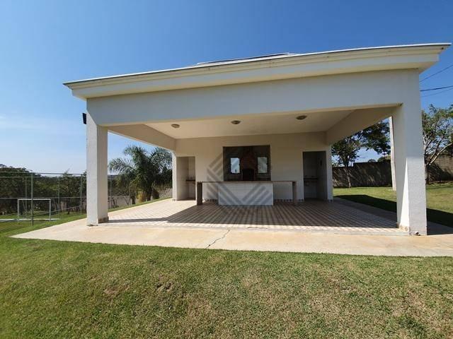 terreno residencial à venda, condominio le france, sorocaba - te3433. - te3433