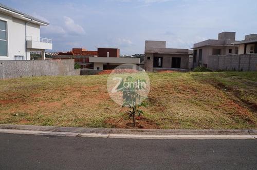 terreno  residencial à venda, condominio le village, valinhos. - codigo: te0350 - te0350