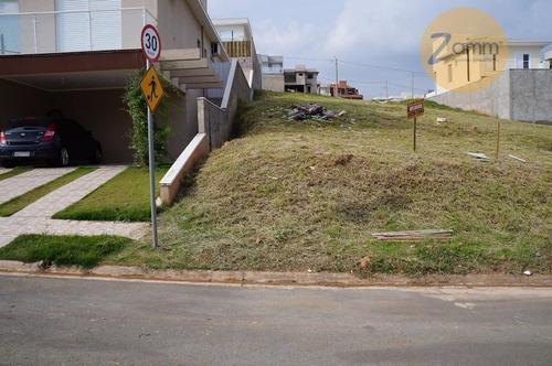 terreno residencial à venda, condomínio le village, valinhos - te0351. - te0351