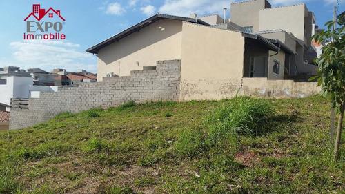 terreno residencial à venda, condomínio madre maria villac, valinhos. - te0009