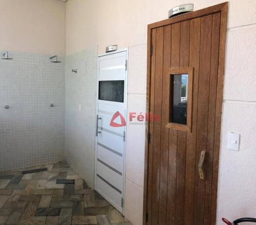 terreno residencial à venda, condomínio morada do visconde, tremembé. - te0257