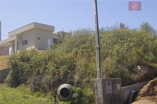 terreno residencial à venda, condomínio paysage brise, vargem grande paulista - te0671. - te0671